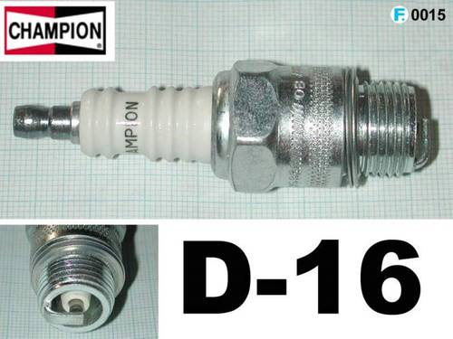 Candle D16 Champion A00087