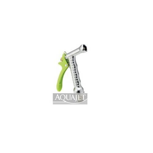 Chrome Metal Watering Gun Art.476 Aquajet