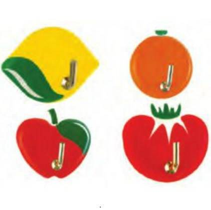 Plastic Fruit Hook