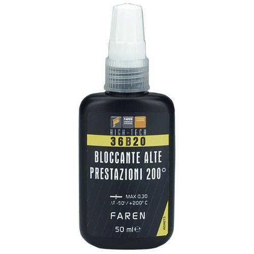 36B20 Blocking High Performance 200 ° 50ml Faren