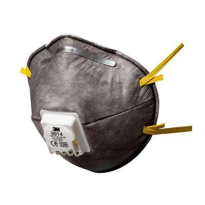 Respirator Particulate Partition 9914SP 3M