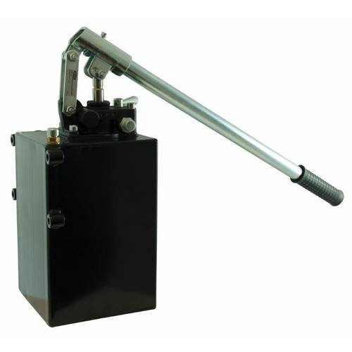 Hand pump Double Effect 25cc with tank 04924