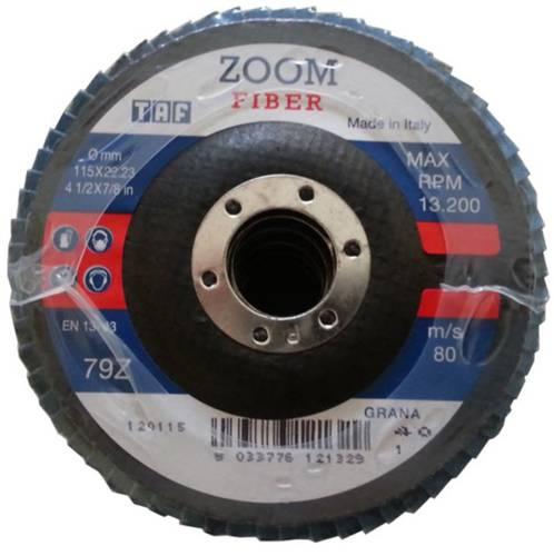 Zirconio Taf 79Z 115x22mm Lamellar Disc