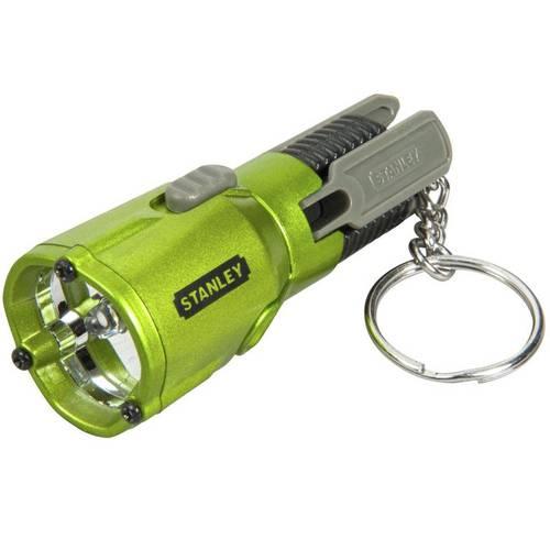 Mini Flashlight Keychain with Tripod Stanley 1-95-393