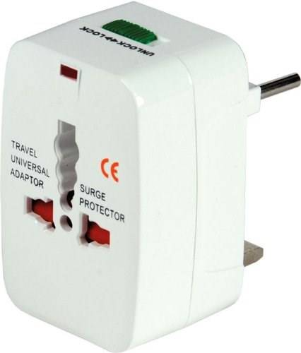 Adapter Socket / Plug Universal Travel