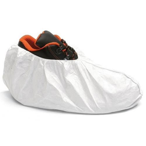 2 Tyvek shoe covers with elastic 550020