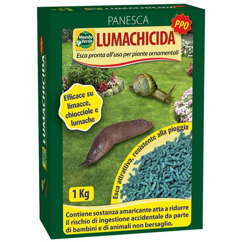 Lumachicide PPO for Ornamental Plants 1Kg Green World KOS44