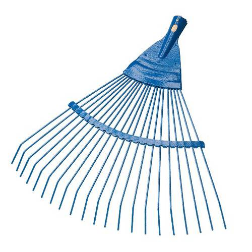 Agef Round Toothy Broom Rake