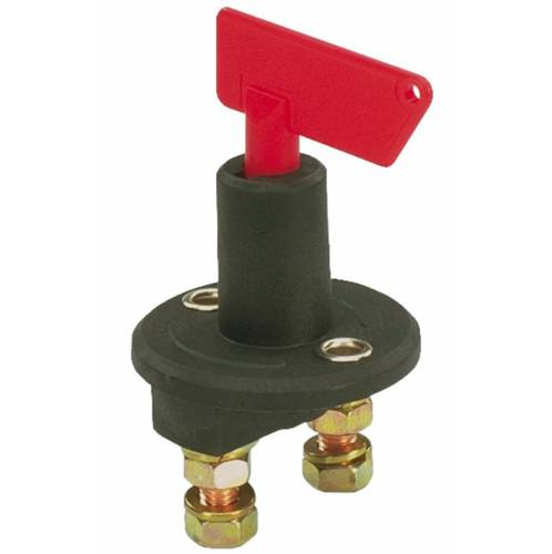 Switch Battery Switch with Removable Key 09862
