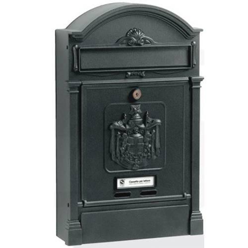 Mailbox Red Directed 10-492.64 Silmec