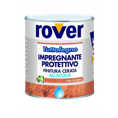 Protective impregnating with waxed water Tuttolegno Rover