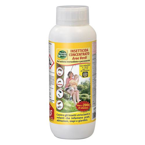 Insecticide Concentrate for Green Areas Deadyna Lt. 1 Mondo Verde / Bleu Line
