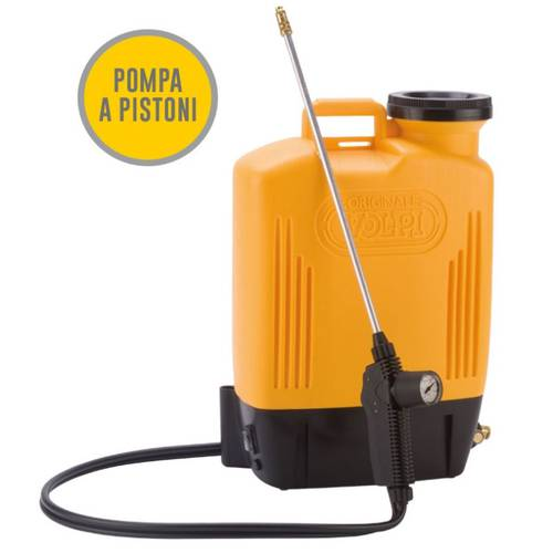 Piston Pump Electronic Elettroplus 15 Liters Volpi 10PTE