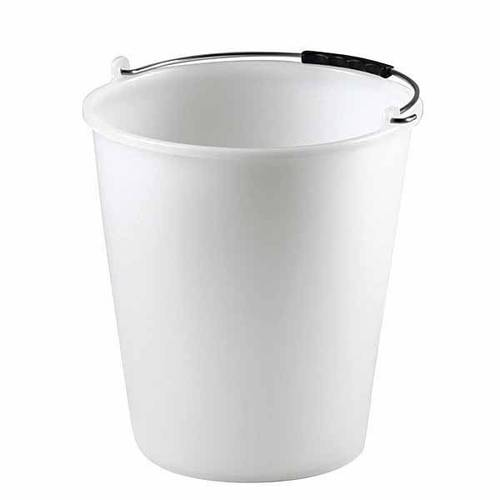City Plastic bucket with handle ICS