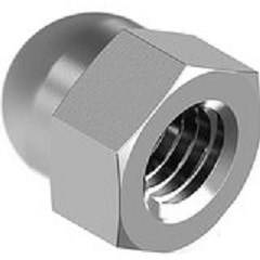 Hexagon Nut Blind cap with UNI 5721 - DIN 1587
