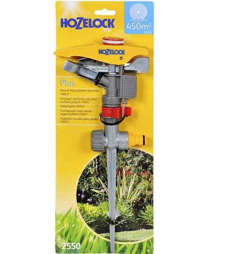 Garden Lawn Sprinkler Rotating Sprinkler On Tip 450m Plus 2550 HOZELOCK
