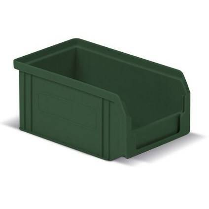 Container Stackable Hardware Eco Green Mial