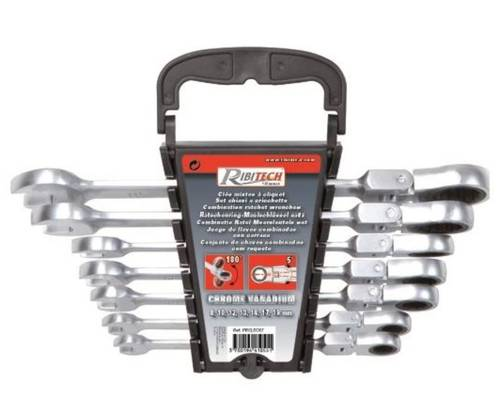 Series 7 Ratchet Wrenches PRCLECX7 Ribimex