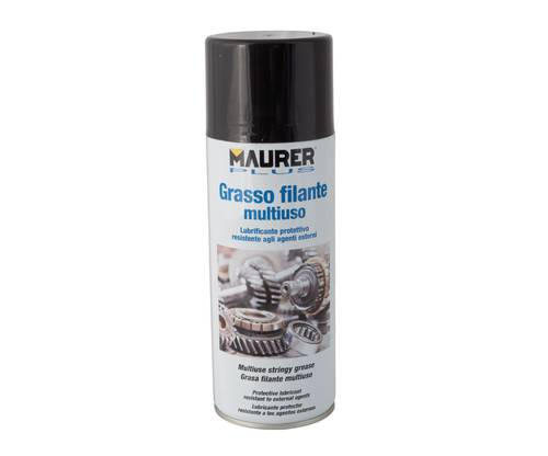 Stringy Grease Spray Multipurpose Lubricant 400ml 87719 Maurer
