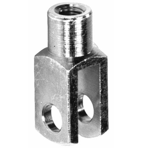 Fork with threaded hole Tie
