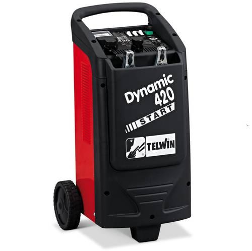 Charger starter DYNAMIC 420 START 12 / 24V Telwin 829382