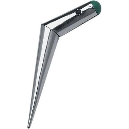 Chromed steel forater