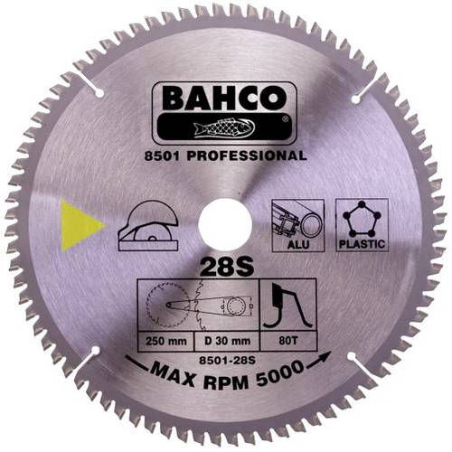 Lama Circolare 8501-30S 300mm Bahco