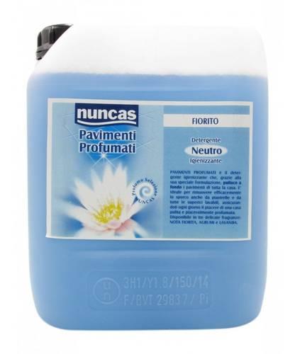 Floor cleaner perfumed Fiorito 5Lt Nuncas