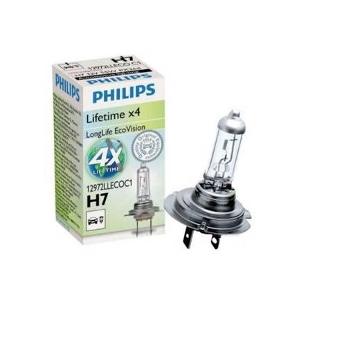 Car bulb 12V 55W H7 12972LLECOC1 Philips6