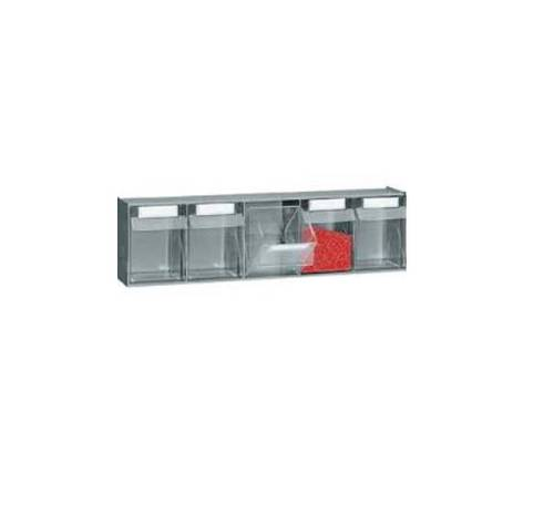 Plastic Drawer for Small Parts 5/6/9 Drawers for Screws VISUAL BOX Fami
