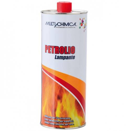 Lampante oil Lt.1 Multichimica
