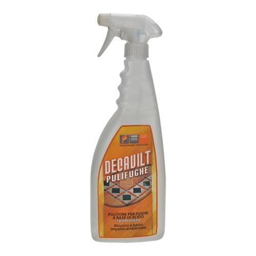 Cleaner Spray Getaways DECAVIL T Pulifughe 750 ml Faren