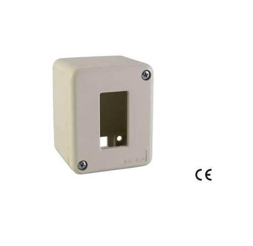 1 Place Socket Box IP30 BASIC 52361 Maurer
