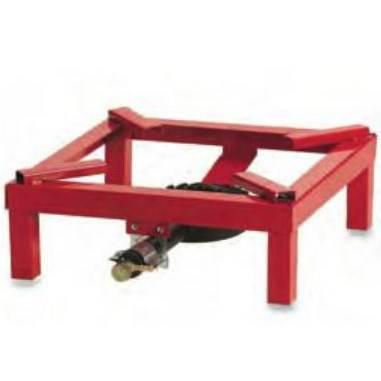 Fornellone 4P Super-Red 40x40cm Quadro Art.635520
