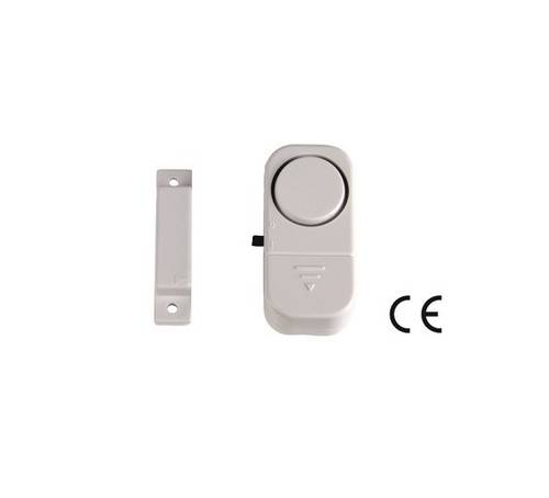 Wireless Anti-theft Battery Sensor Alarm for Doors and Windows 93113 Maurer