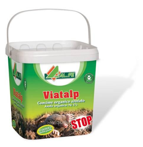 Organic fertilizer Anti Moles VIATALP 3 Kg Al.Fe