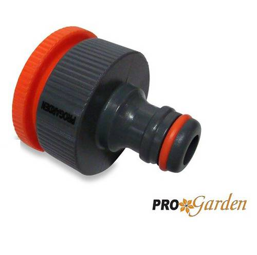"""Tap Outlet with 1 """"-3/4"""" Reduction GF 110 Art.220110 Pro Garden"""