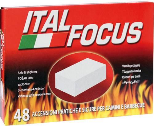 Kindling ITAL FOCUS 48 cubes