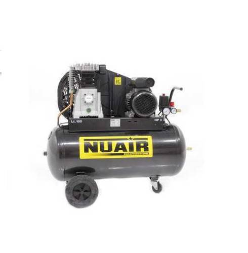 Electric air compressor B2800B / 100 CM3 100 Liters 36FA504NUB007 Nuair