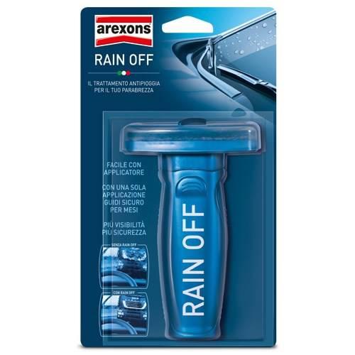 Rain Off Anti Rain Treatment for Glass Windshield 100ml 8467 Arexons