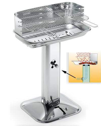 Barbecue 60-40 Venus/X Pro System Ompagrill