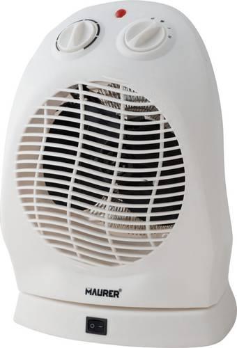"Adjustable ""Mitia"" Thermo Ventilator 1000 / 2000W 098556 Maurer"