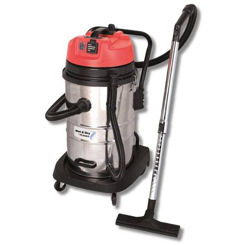 [PRASP50LPE] solids and liquids Aspira 50L ASPIRIX with plug power tool Ribimex