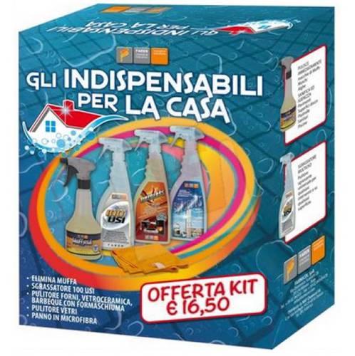 """Faren 5 Kit """"Indispensable for the Home"""""""
