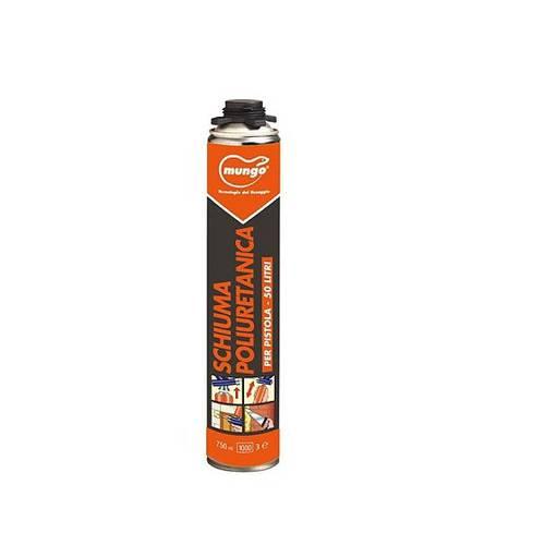 Professional Manual Polyurethane Foam for Spray 750ml SPM Mungo