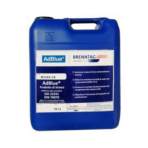 AdBlue Tank with Spout 10 Liters B3102-10 Brenntag