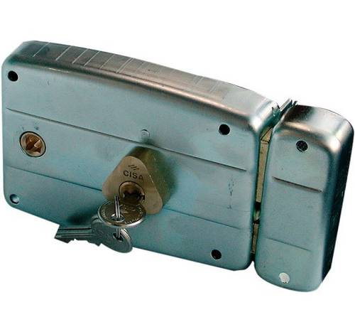 Lock to apply 2 Mandate + Latch Cylinder Fixed 50471 / 60.1 Cisa