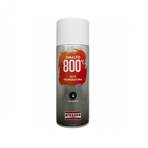 High Temperature Enamel Paint 800 ° C Arexons Spray Make tu Color 400 ml