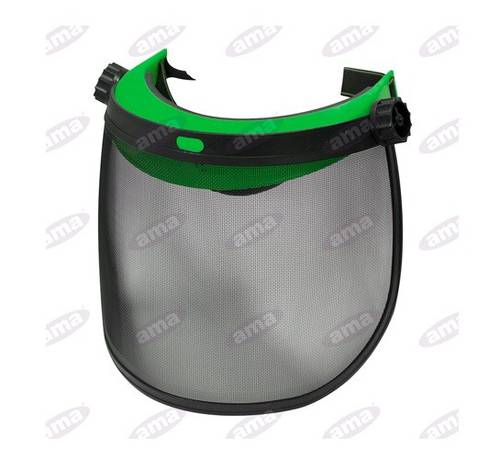 Protective Visor with Adjustable Net for Garden Brush Cutter 89670 Ama