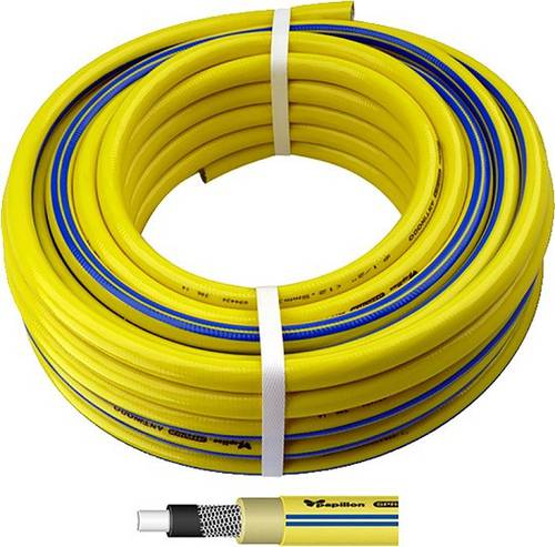 """Rubber hose for watering knitted garden anti-knot 3/4 """"Papillon"""